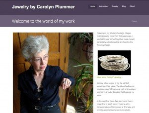 Jewelry by Carolyn Plummer - Major Upgrade