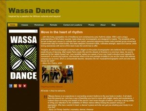 Wassa Dance - Major Site Upgrade
