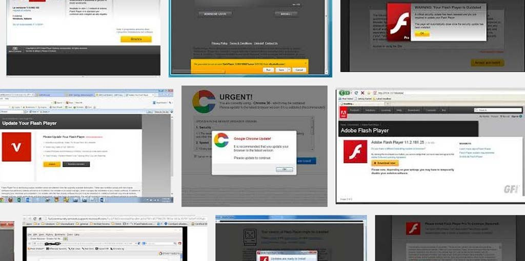 Every day more and more browsers block Adobe Flash