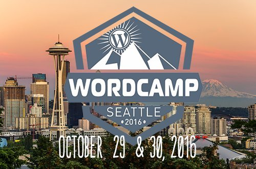 Looking forward to attending WordCamp Seattle 2016 at the Washington State Convention Center!