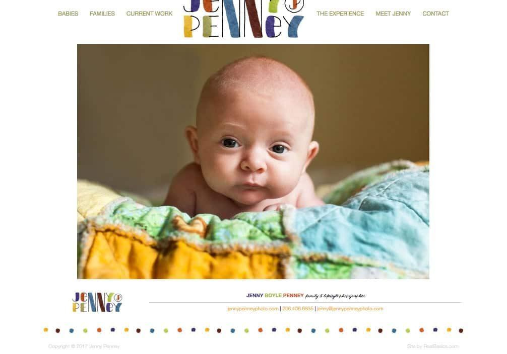 Jenny Penney - Standard Site